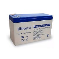 Bateria Gel 12v 7ah Recargable Alarma Ups Ultracell Original