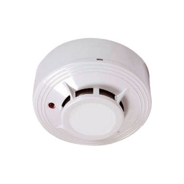 Detector De Humo Y Temperratura 2 Hilos Secutron Sd-2wt-led
